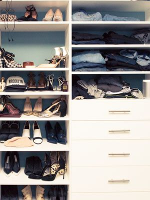 The Closet-Organizing Tip That Actually Works