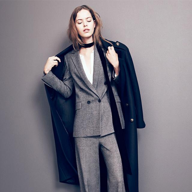The Zara Way to Power Dress for Work