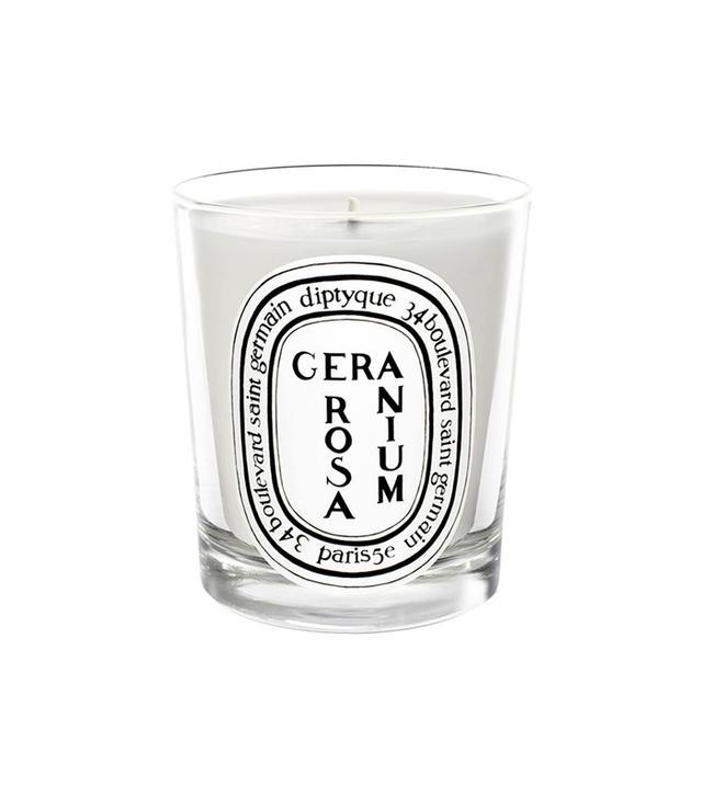 Diptyque 'Geranium Rosa' Scented Candle