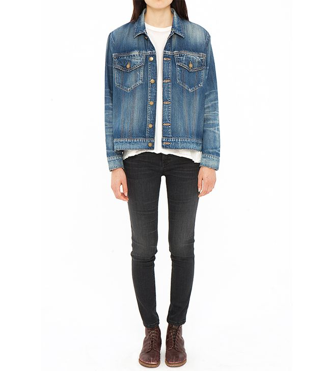 The Great The Boxy Jean Jacket