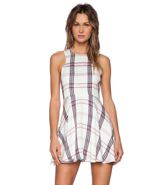 Lovers + Friends Sadie Fit & Flare Dress