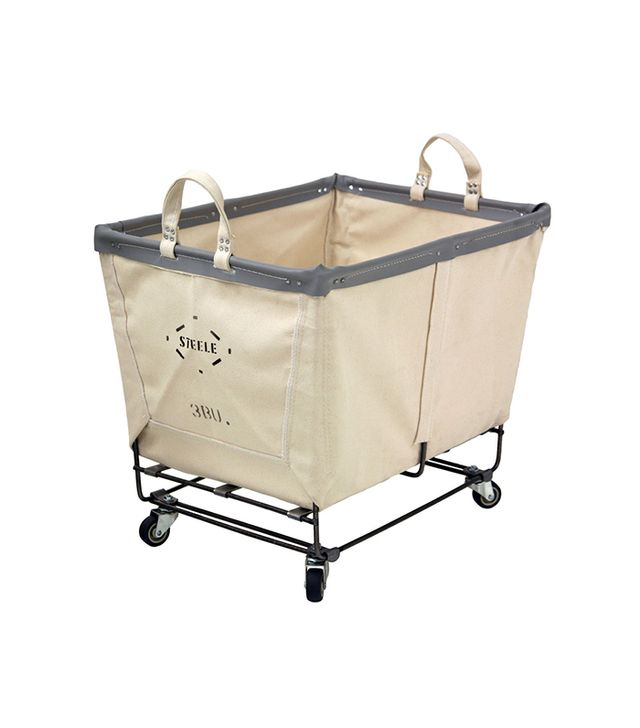Steel Canvas Basket Corp. Small Canvas Truck