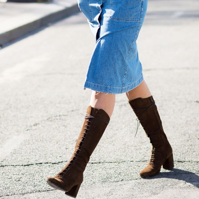 13 Knee-High Boots That'll Get You Noticed