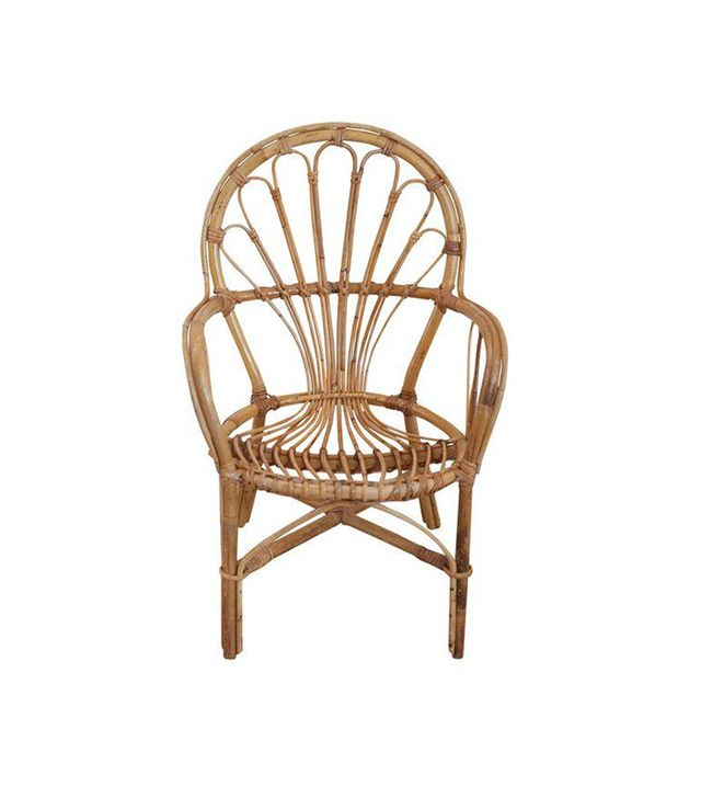 Chairish Franco Albini Style Rattan Child's Chair