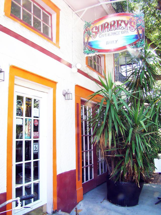 Surrey's Café & Juice Bar