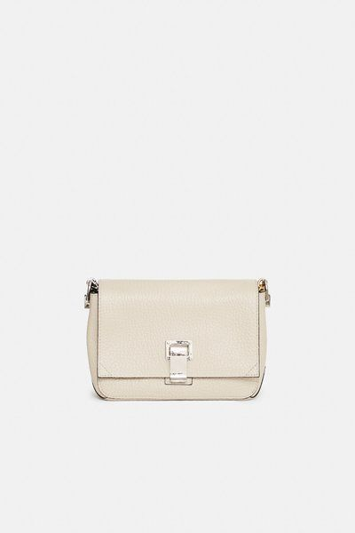 Proenza Schouler Pebbled Leather Extra Small Courier Bag