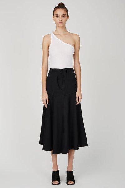 Y's O-Combi Semicircle Skirt