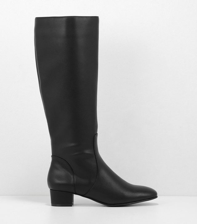 Charles & Keith Knee-High Boots