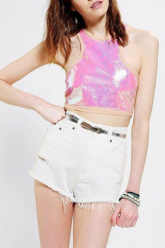 UNIF Plur Cropped Top