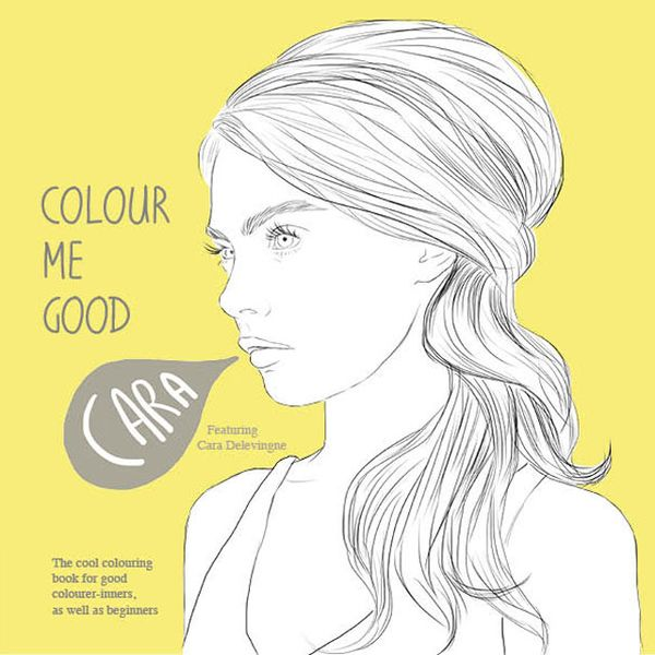Mel Simone Elliott Colour Me Good Cara
