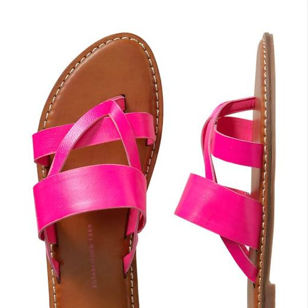 Gap  Multi-Strap Thong Sandals