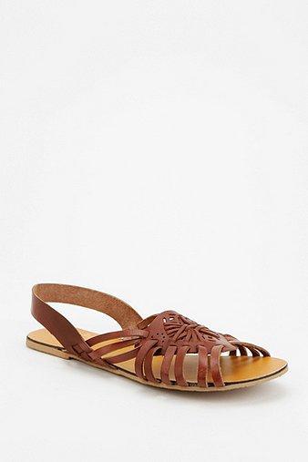 Ecote  Floral Medallion Sandals