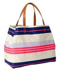 Gap  Gap Printed Canvas Tote