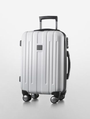 "Calvin Klein  Cortlandt Collection 20"" Upright Suitcase"