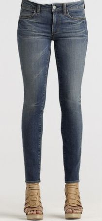 paperdenim&cloth  Flx Ankle Skinny