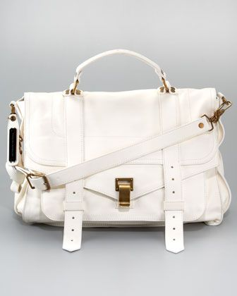 Proenza Schouler  PS1 Large Satchel Bag