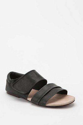 N.Y.L.A.  Zen Leather Sandal