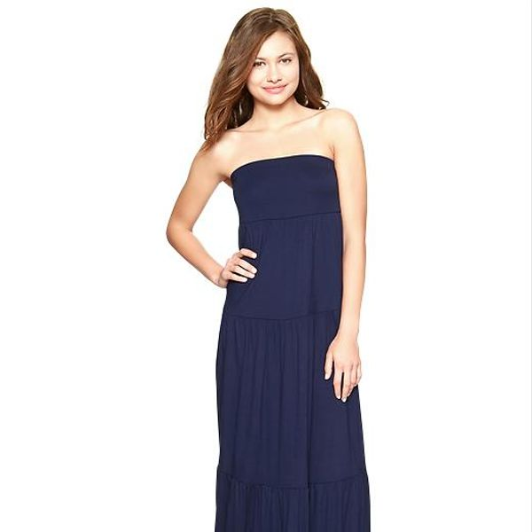 Gap  Tiered Maxi Dress