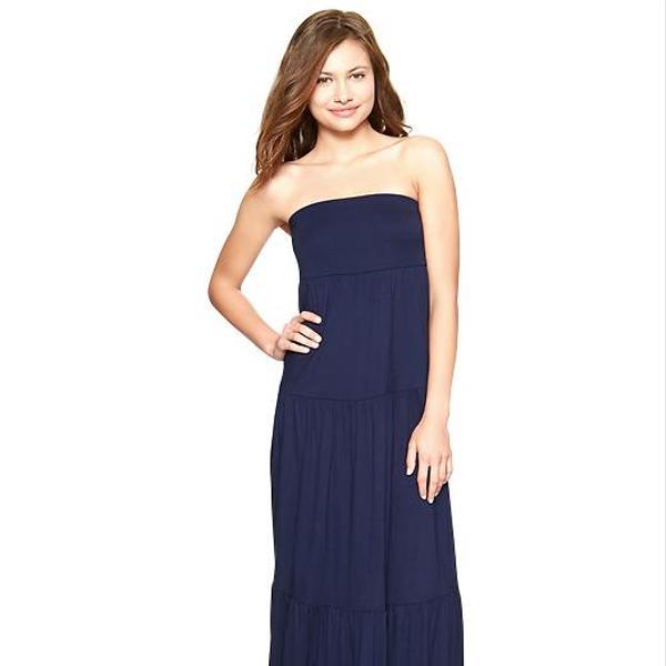 Gap  Tiered Maxi Dress