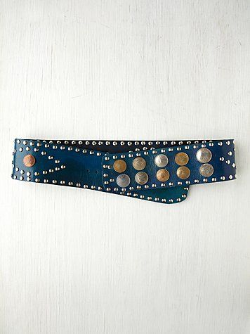 Free People  Ezmeralda Belt