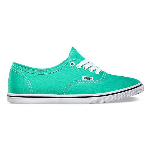 Vans Canvas Authentic Lo Pro Lace Up Shoes