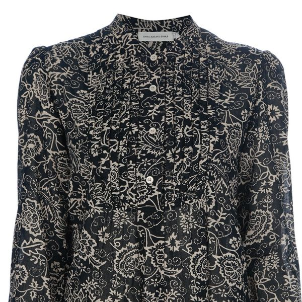 Etoile Isabel Marant Stacey Printed Blouse