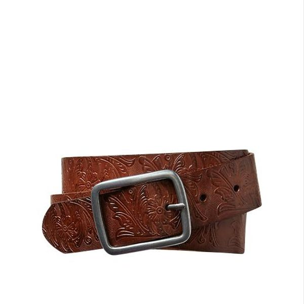 Gap Floral Embossed Belt