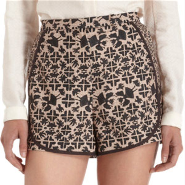 O'2nd  Luca Printed Shorts