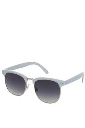 Topshop  Pastel Flat Top Sunglasses