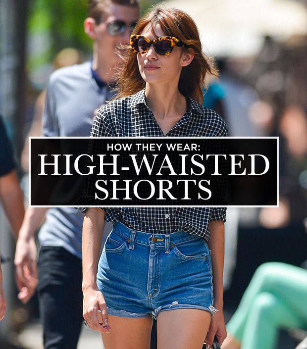 Celebrity Style: Jean Shorts Are Having A Moment