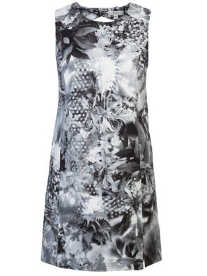 Paul Smith  Sleeveless Photo Print Dress