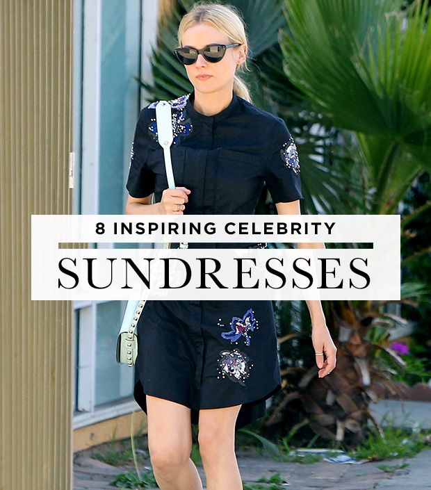 The Sundresses Your Favorite Tastemakers Are Wearing