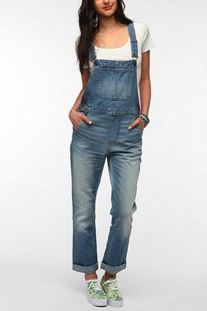 BDG  Denim Overall