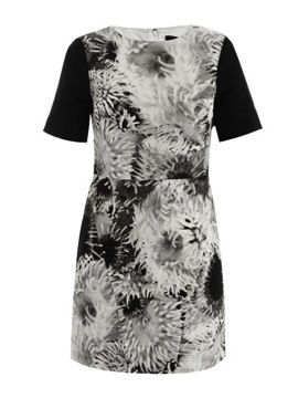 Tibi  Athena Print Dress