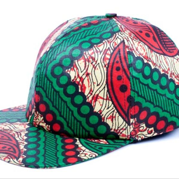 Babatunde  Bafing Fitted Cap