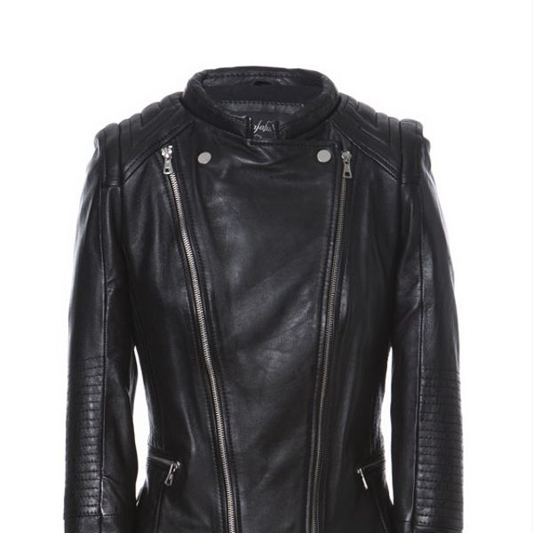 Zara  Biker Jacket with Zips