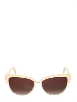 Oliver Peoples  Aliscia Cat Eye Acetate Sunglasses