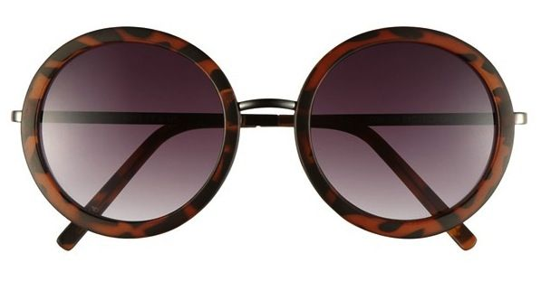 Fantas Eyes Round Sunglasses