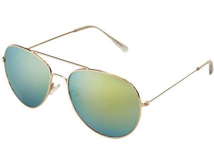 Topshop Aviator With Mirror Lens