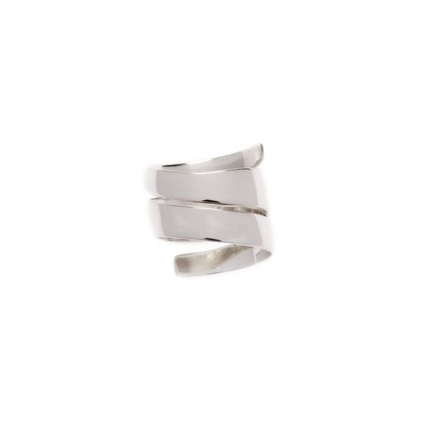 AEA Silver Helix Ring
