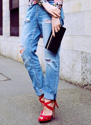 8 New Ways To Wear Your Old Jeans