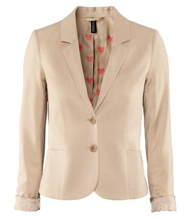 H&M Short Blazer