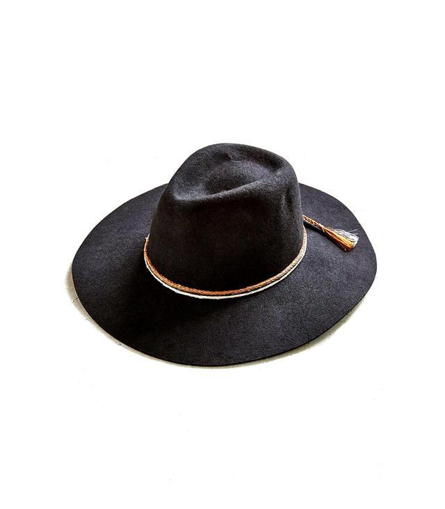 Brixton Leonard Felt Panama Hat