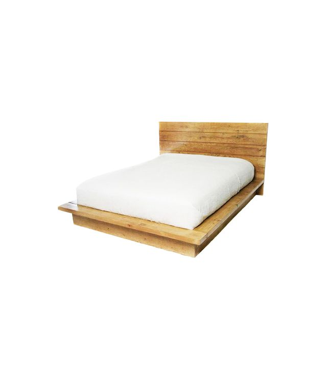 Dot & Bo Rustic Reclaimed California Platform Bed Frame