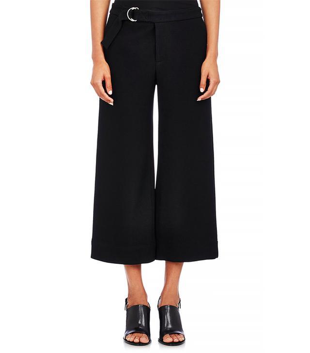 Nomia Crop Wide-Leg Pants