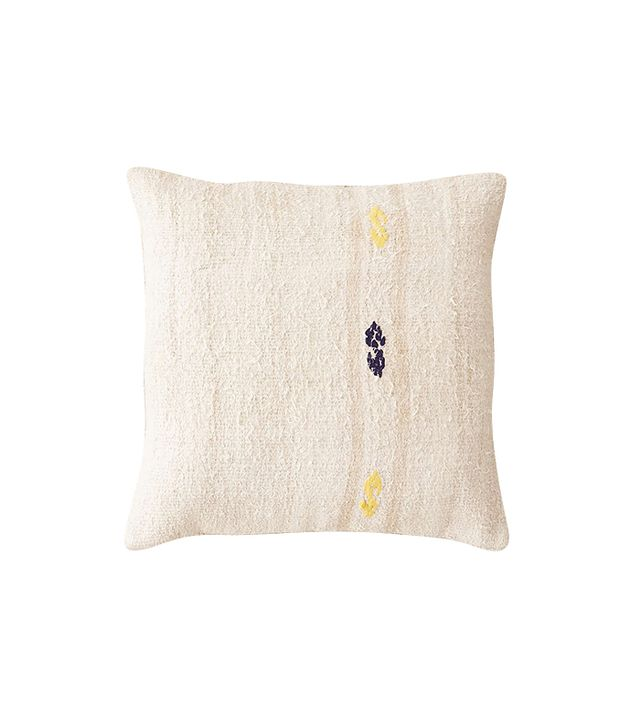 Vintage Dia Hemp Pillow