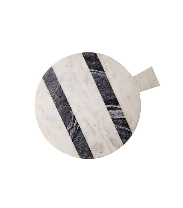 Terrain Two Tone Marble Serving Board