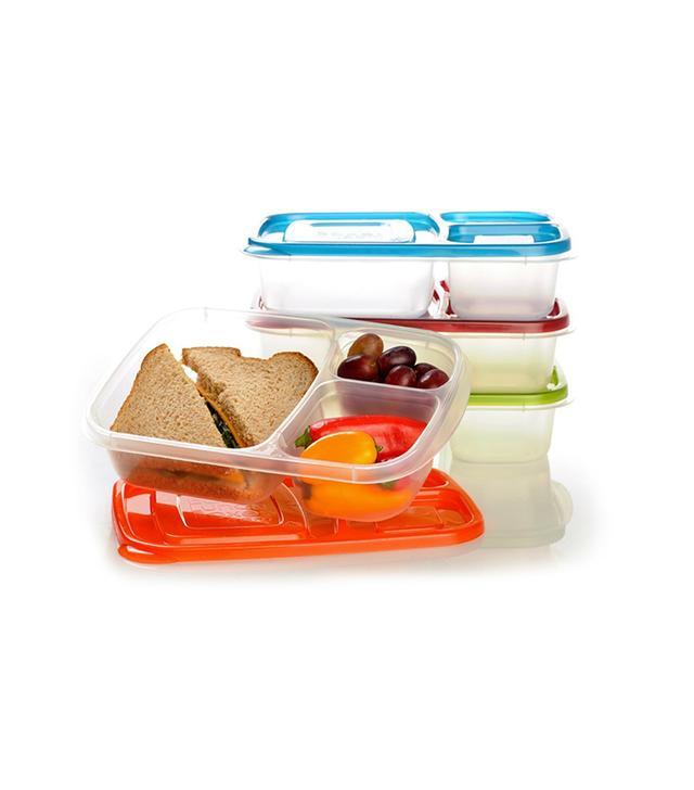 EasyLunchbozes 3-Compartment Bento Lunch Set