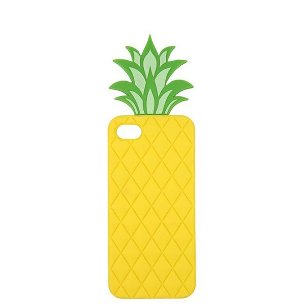 Typo Silicon iPhone 5 Pineapple Cover