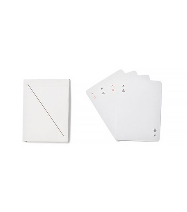 Joe Doucet for Areaware Minim Playing Cards